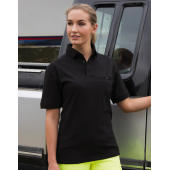 Apex Polo Shirt - Bottle Green