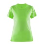 Craft Prime Tee women gecko xxl