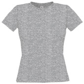 B&c women-only t-shirt sport grey xl
