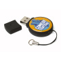 Epoxy Circle USB FlashDrive zwart