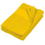 Badhanddoek true yellow one size