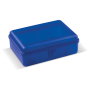 Lunchbox one 950ml transparant blauw