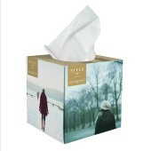 Tissue box large