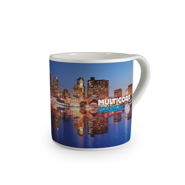 Duraglaze® Bone China Big Balmoral PhotoMug
