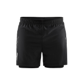 Craft Essential 2-In-1 Shorts Men Shorts