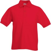 65/35 kids' polo shirt red 14/15 y (14/15 ans)