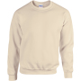 Heavy blend™ adult crewneck sweatshirt sand xl
