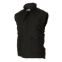Bodywarmer 401001 Black XXL
