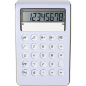 Kunststof calculator, 8 digits