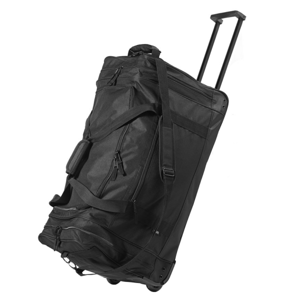 Bedrukte Big sports bag with trolley