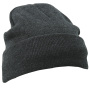 Knitted Cap Thinsulate™ donkergrijs-melange