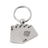 Key holder 'CARDS'