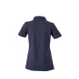 Ladies' Plain Polo navy/navy-wit
