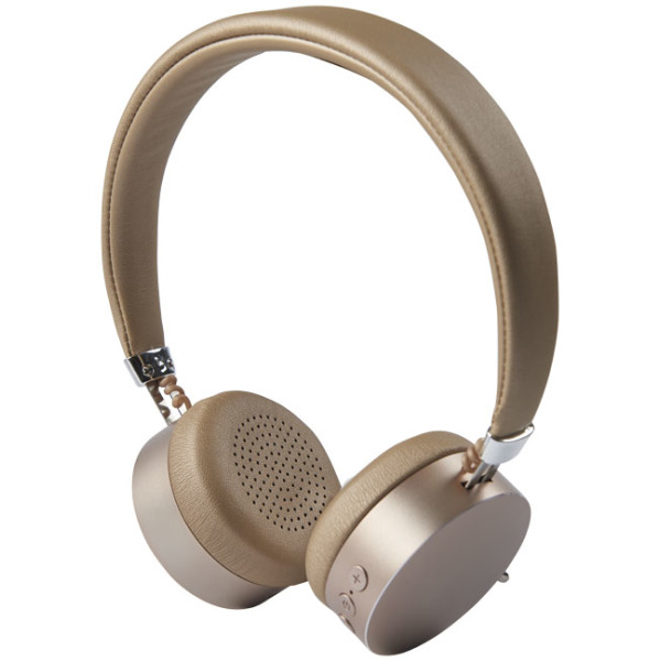 Millennial aluminium Bluetooth® headphones