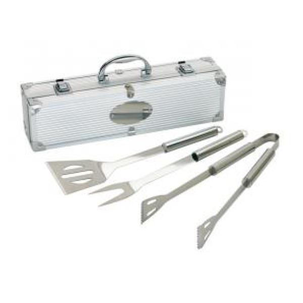 3 delig BBQ set ROAST