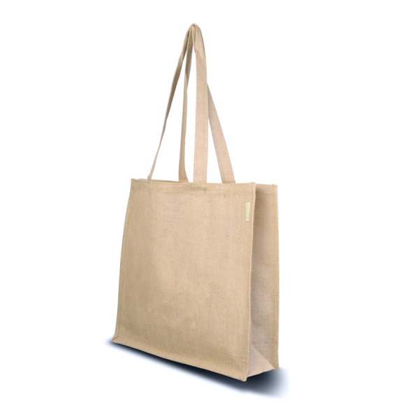Jute schoudertas Basic