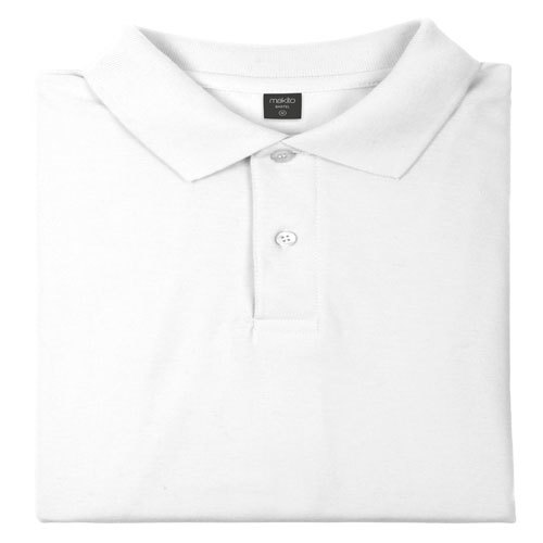 Polo Shirt Bartel Blanco - BLA - XL