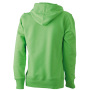 Ladies' Hooded Sweat lime