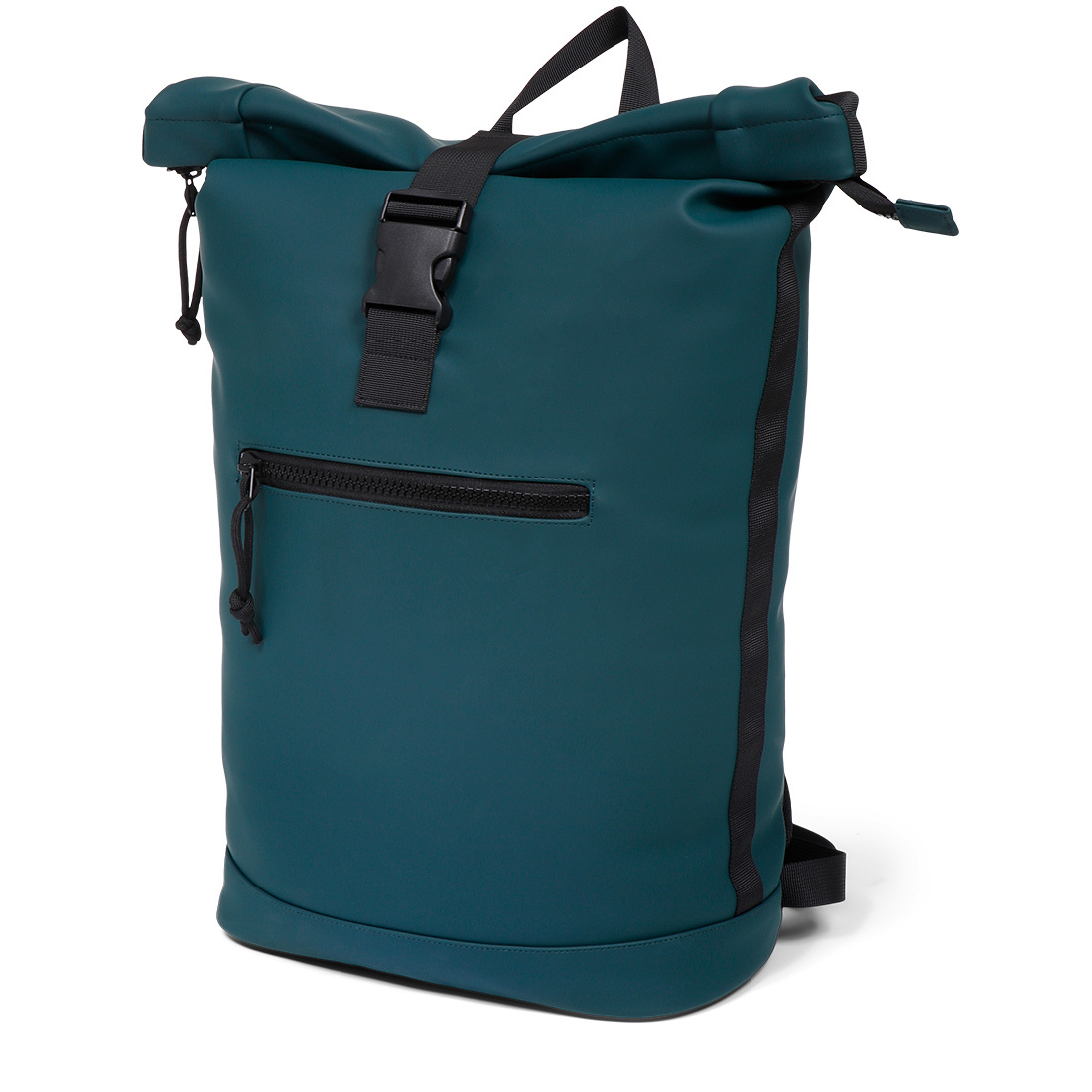 Norländer Dull PU Roll Backpack Green