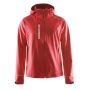 Craft Cortina Softshell Jacket men bright red s