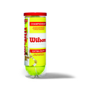 Wilson Championship Tennisballs in 3 Ball Tube