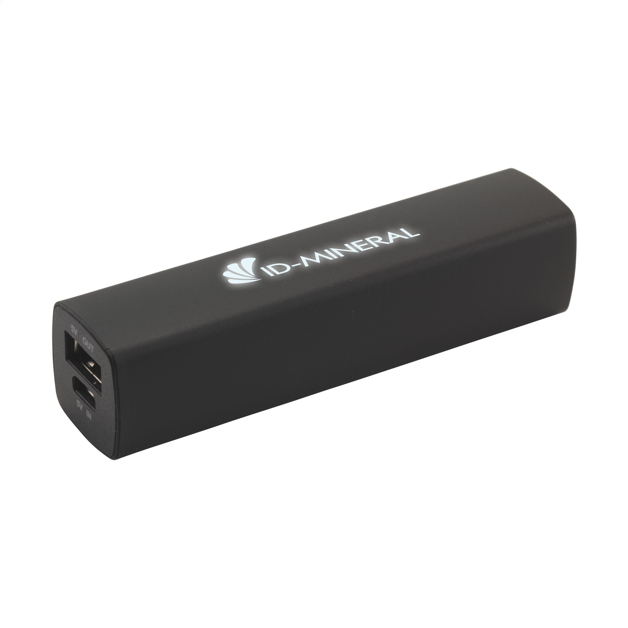 LogoBoost 2500 Powerbank powercharger