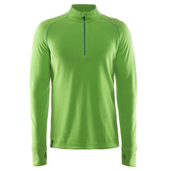 Half Zip Micro Fleece Men