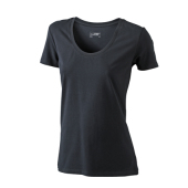 Ladies' Stretch Round-T