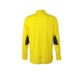 Men's Running Shirt - citroen/ijzergrijs