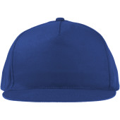 Baseball 5 panel cap - Blauw