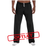 Gildan Sweatpant HeavyBlend for him Black-35% korting XL