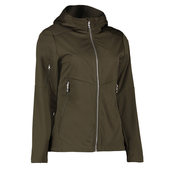 Ladies' lightweight soft shell jacket