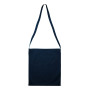 Katoenen shopper navy one size