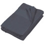Badhanddoek dark grey one size