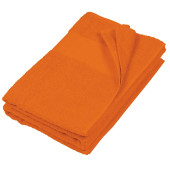 Badhanddoek burnt orange 'one size