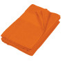 Badhanddoek burnt orange one size