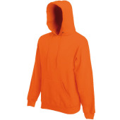 Classic hooded sweat (62-208-0) orange xxl