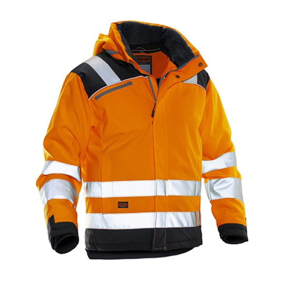 1347 Winter Jacket Star Hi-Vis Jackets