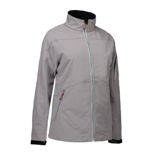 Ladies' soft shell jacket | contrast
