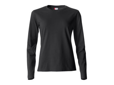 Clique Basic-T L/S Ladies T-shirts & tops