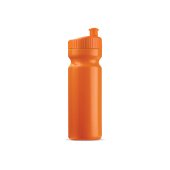 Sportbidon Design 750ml oranje