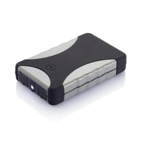 Swiss Peak powerbank 8.800 mAh, grijs