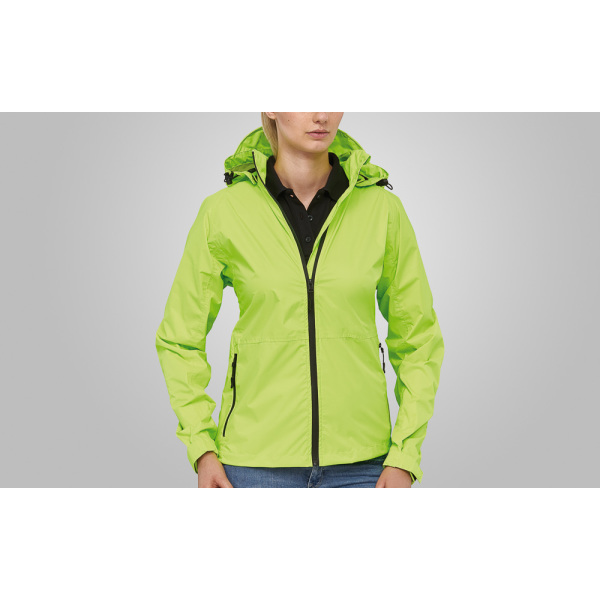 Macseis Jacket Light Infinity for her Fluor Green
