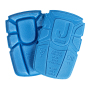 9942 Knee pads royal blue