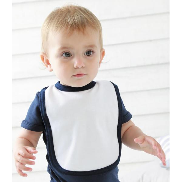 BabyBugz Organic Single Layer Bib