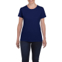 Gildan T-shirt Heavy Cotton SS for her Cobalt L