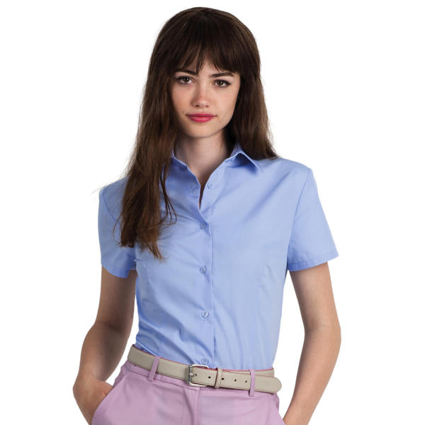 Smart SSL/women Poplin Shirt