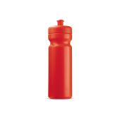 Sportbidon Basic 750ml rood