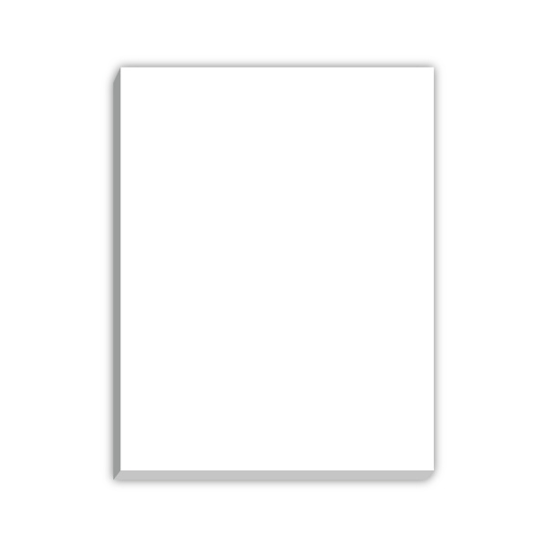 BIC® 101 mm x 130 mm 25 Sheet Adhesive Notepads