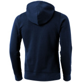 Alley heren sweater met capuchon - Navy - XXXL